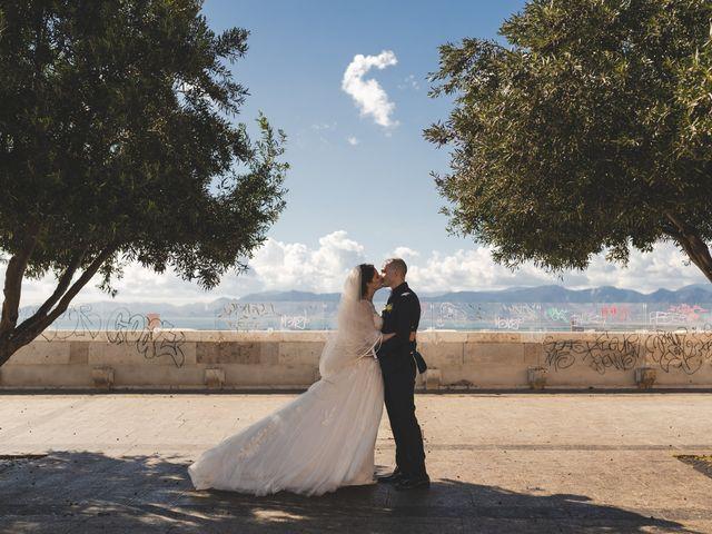 Il matrimonio di Francesca e Nicola a Cagliari, Cagliari 54