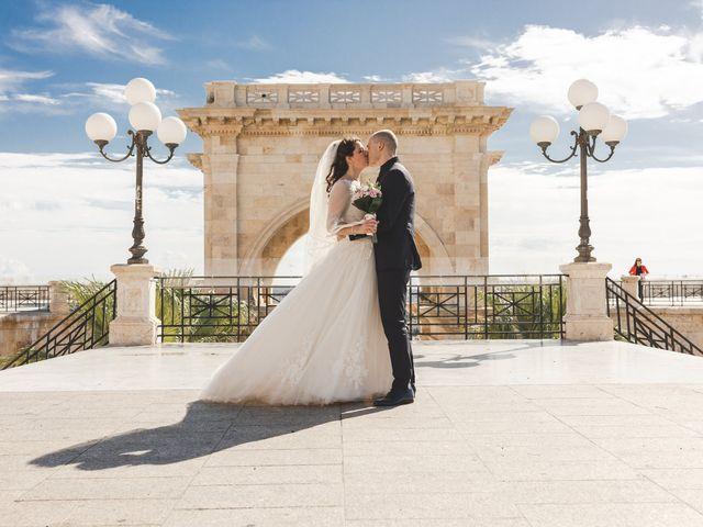 Il matrimonio di Francesca e Nicola a Cagliari, Cagliari 55