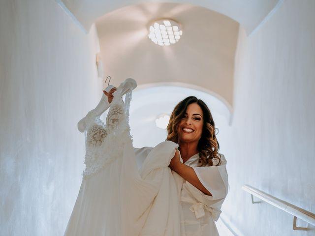 Il matrimonio di Donato e Eufrasia a Monopoli, Bari 10