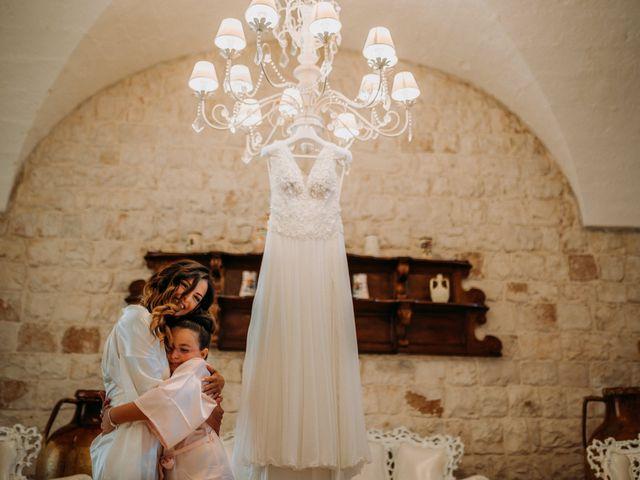 Il matrimonio di Donato e Eufrasia a Monopoli, Bari 13