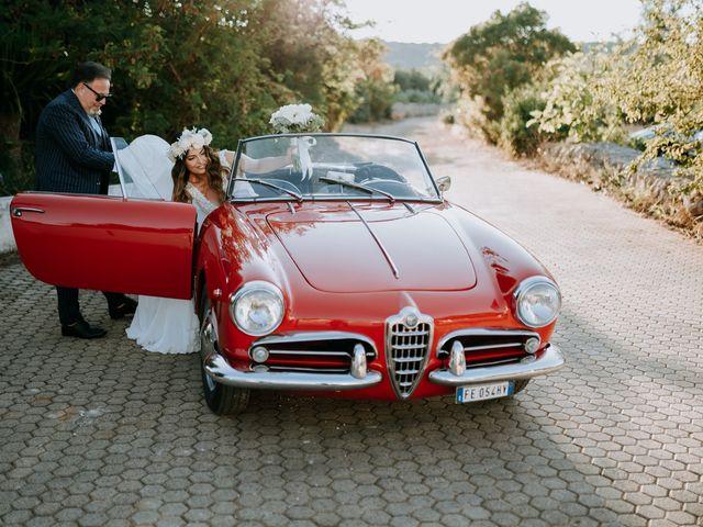 Il matrimonio di Donato e Eufrasia a Monopoli, Bari 27