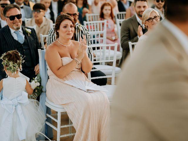 Il matrimonio di Donato e Eufrasia a Monopoli, Bari 42