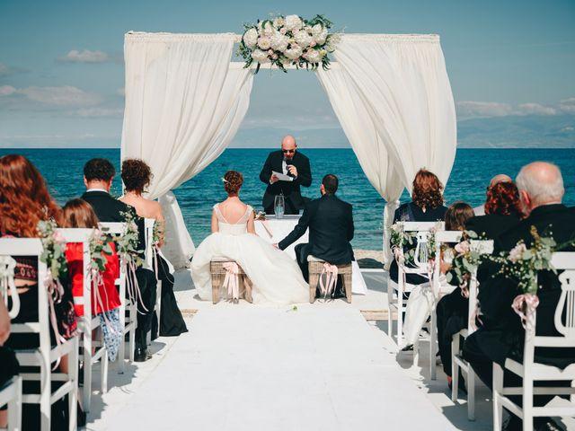 Il matrimonio di Gianni e Silvia a Briatico, Vibo Valentia 7