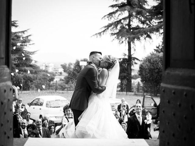 Il matrimonio di Simone e Claudia a Bassano Romano, Viterbo 10