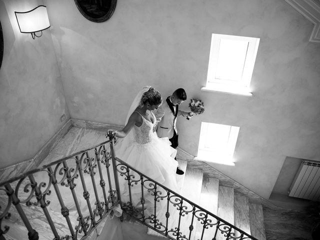 Il matrimonio di Simone e Claudia a Bassano Romano, Viterbo 21