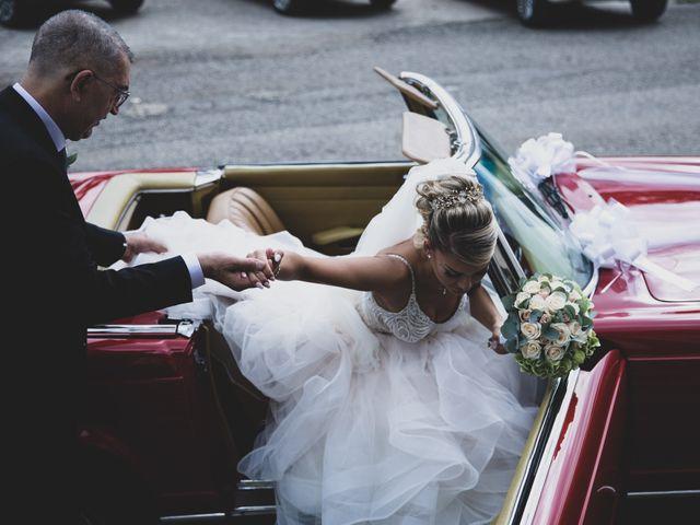 Il matrimonio di Simone e Claudia a Bassano Romano, Viterbo 23