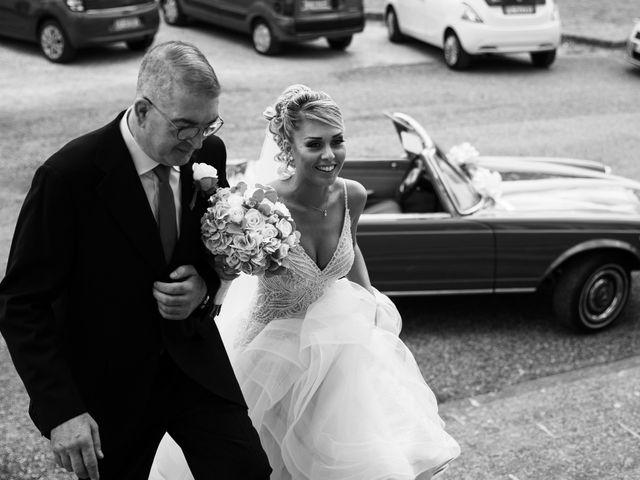 Il matrimonio di Simone e Claudia a Bassano Romano, Viterbo 24
