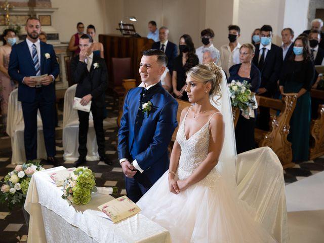 Il matrimonio di Simone e Claudia a Bassano Romano, Viterbo 25