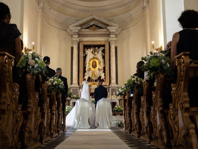 Il matrimonio di Simone e Claudia a Bassano Romano, Viterbo 26
