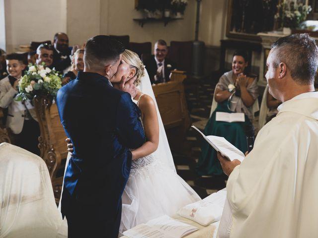 Il matrimonio di Simone e Claudia a Bassano Romano, Viterbo 27