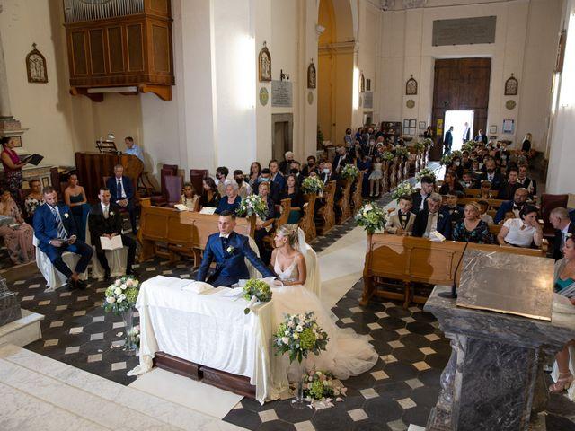 Il matrimonio di Simone e Claudia a Bassano Romano, Viterbo 28