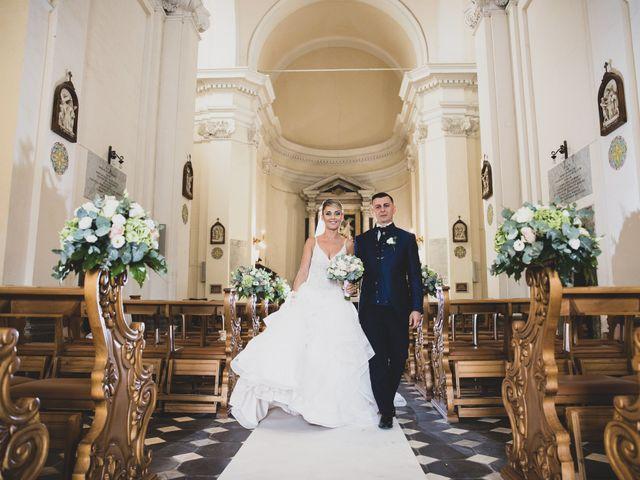 Il matrimonio di Simone e Claudia a Bassano Romano, Viterbo 29