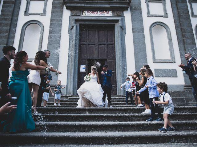 Il matrimonio di Simone e Claudia a Bassano Romano, Viterbo 30