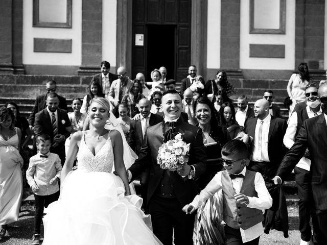 Il matrimonio di Simone e Claudia a Bassano Romano, Viterbo 32