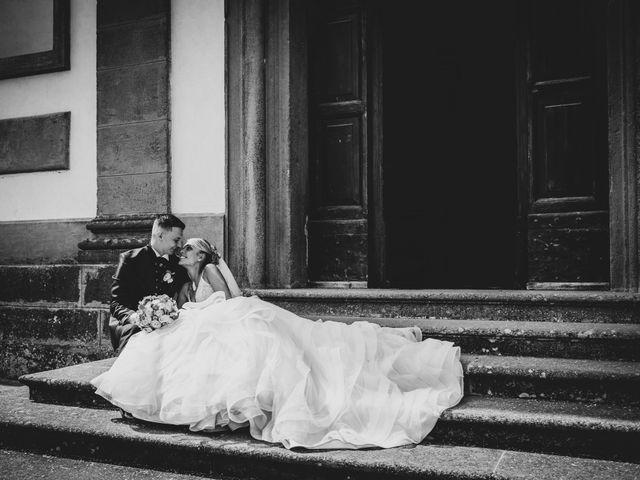 Il matrimonio di Simone e Claudia a Bassano Romano, Viterbo 35