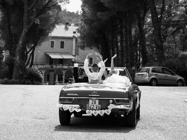Il matrimonio di Simone e Claudia a Bassano Romano, Viterbo 41