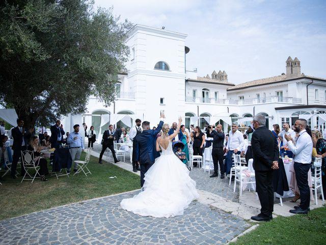 Il matrimonio di Simone e Claudia a Bassano Romano, Viterbo 49