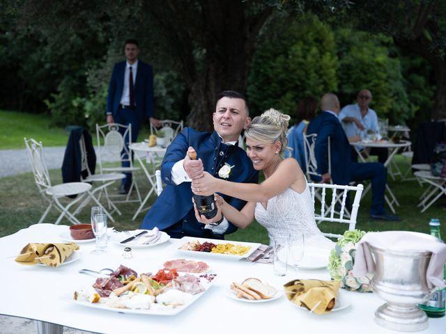Il matrimonio di Simone e Claudia a Bassano Romano, Viterbo 50