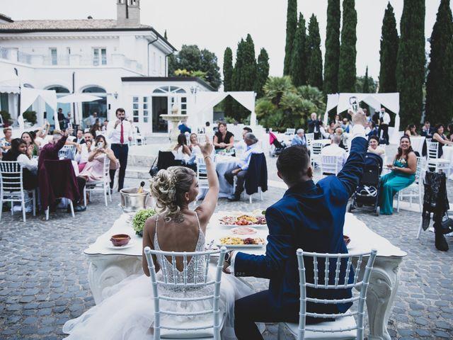 Il matrimonio di Simone e Claudia a Bassano Romano, Viterbo 51