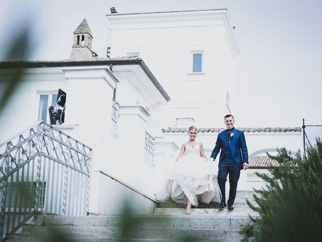 Il matrimonio di Simone e Claudia a Bassano Romano, Viterbo 52