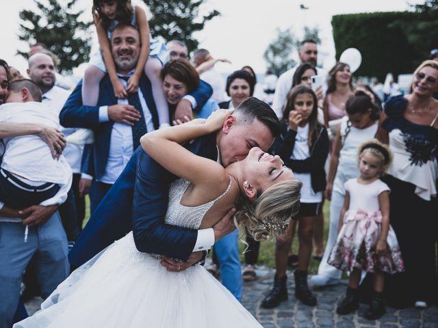 Il matrimonio di Simone e Claudia a Bassano Romano, Viterbo 59