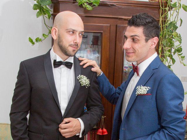 Il matrimonio di Theo e Stefania a Capaci, Palermo 3