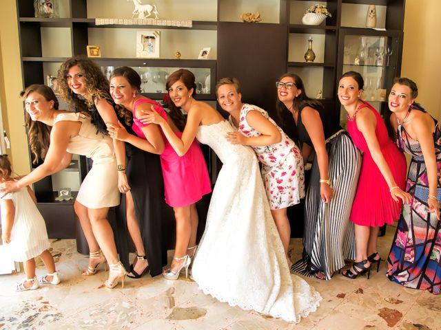 Il matrimonio di Theo e Stefania a Capaci, Palermo 8