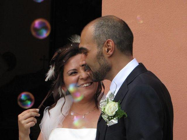 Il matrimonio di Manuela e Luca a Santarcangelo di Romagna, Rimini 1