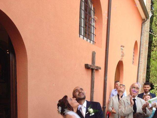 Il matrimonio di Manuela e Luca a Santarcangelo di Romagna, Rimini 2