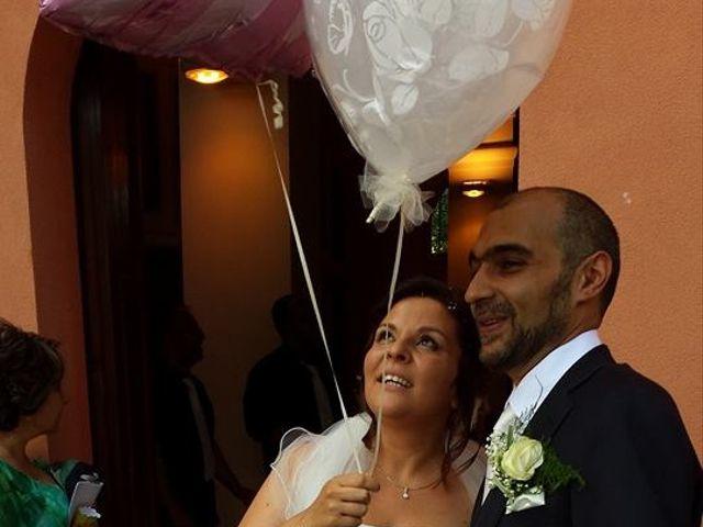 Il matrimonio di Manuela e Luca a Santarcangelo di Romagna, Rimini 7