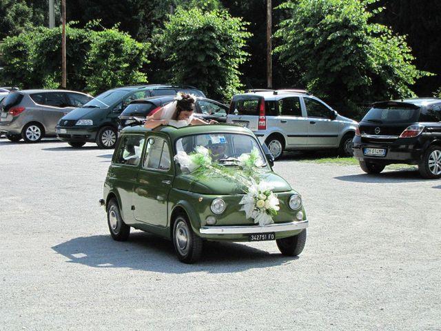 Il matrimonio di Manuela e Luca a Santarcangelo di Romagna, Rimini 20
