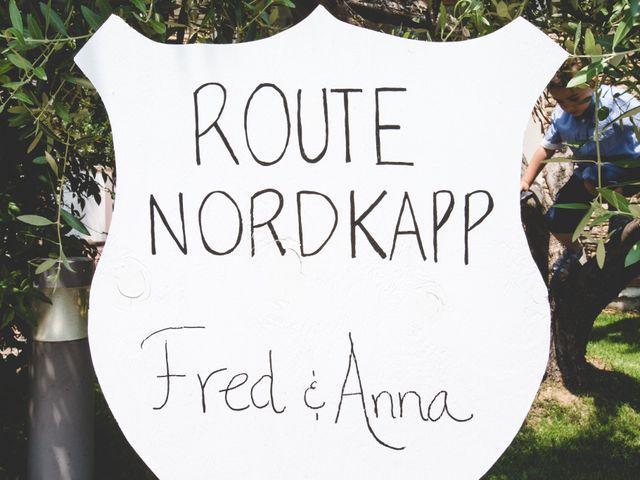 Il matrimonio di Fred e Anna a Vasto, Chieti 2