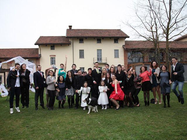 Il matrimonio di Valeria e Mirko a Torino, Torino 41