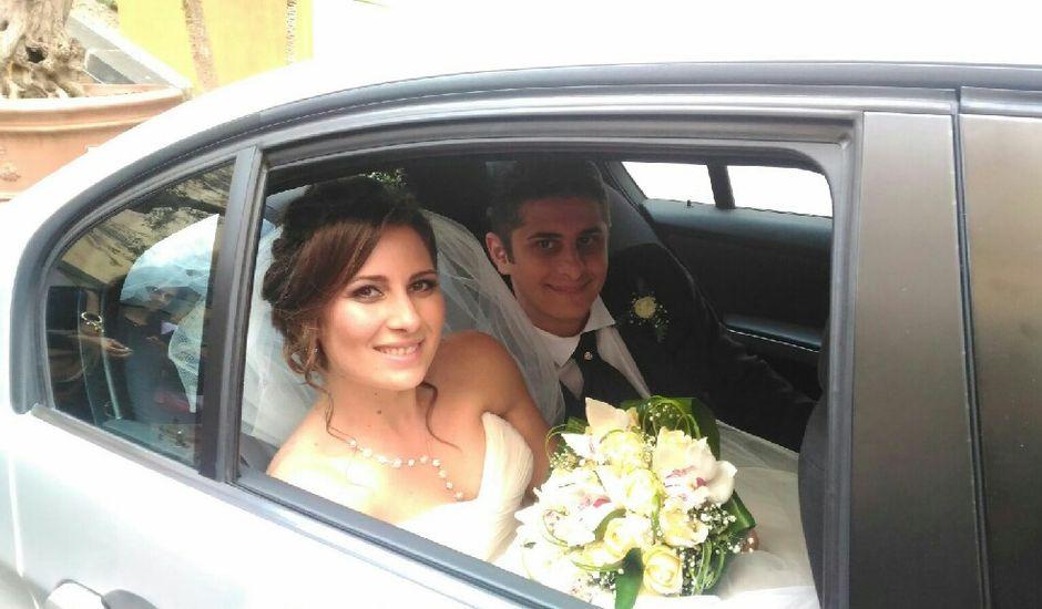Il matrimonio di Alessandro  e Simona a Caltanissetta, Caltanissetta