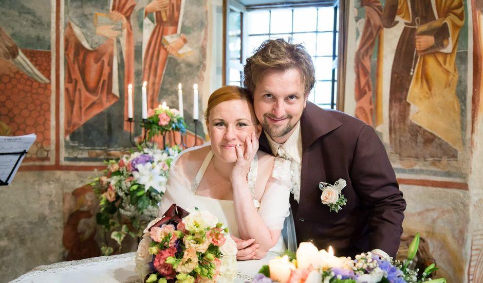 Il matrimonio di Emanuele e Katia  a Sillavengo, Novara