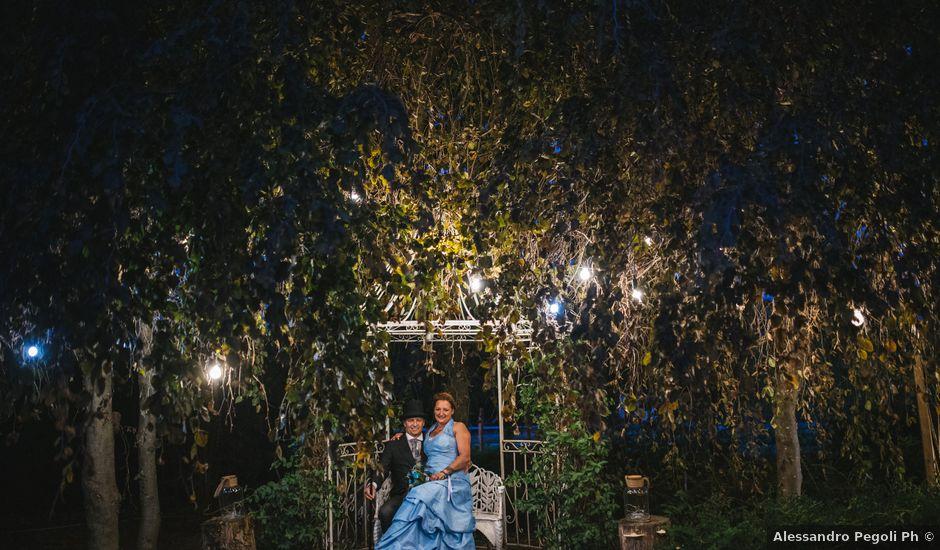 Il matrimonio di Dino e Silvia a Monticello Brianza, Lecco