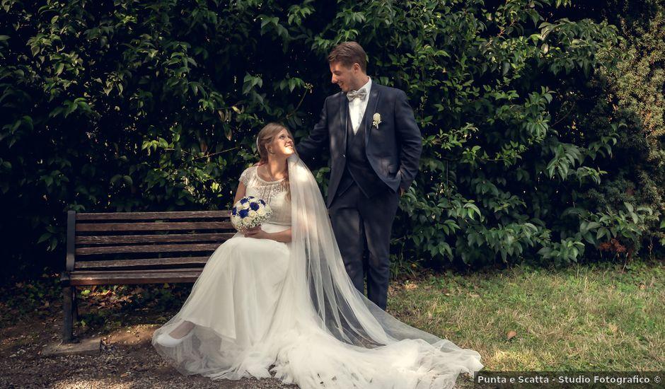 Il matrimonio di Stefano e Maddalena a Lusia, Rovigo