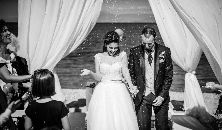 Il matrimonio di Gianni e Silvia a Briatico, Vibo Valentia