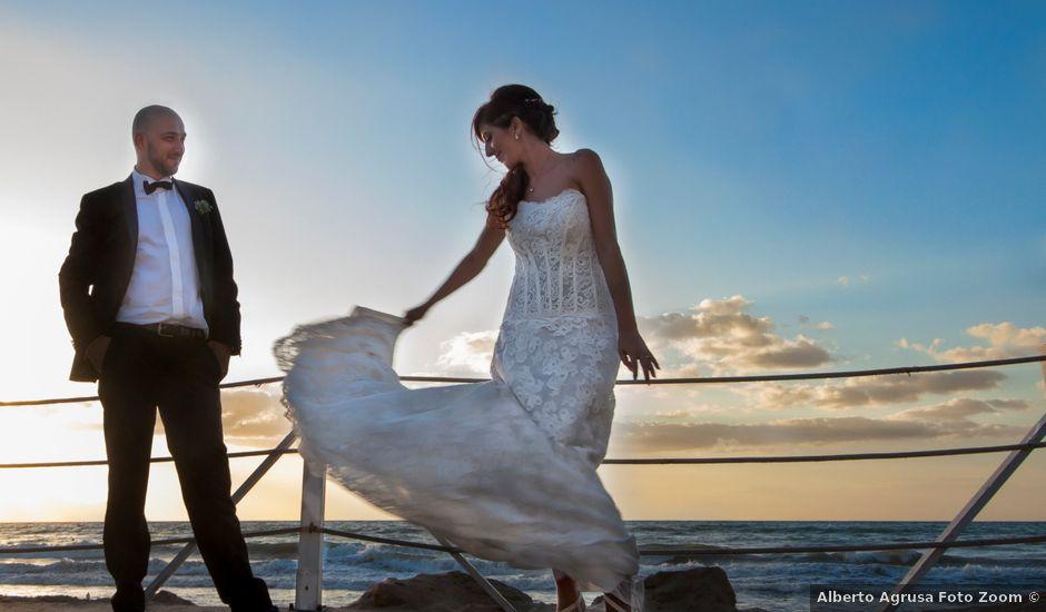 Il matrimonio di Theo e Stefania a Capaci, Palermo