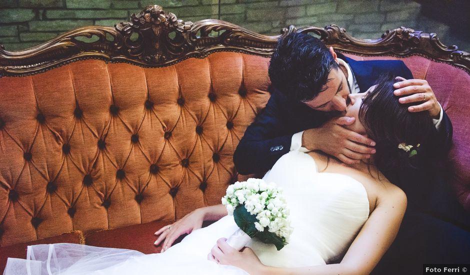 Il matrimonio di Fred e Anna a Vasto, Chieti