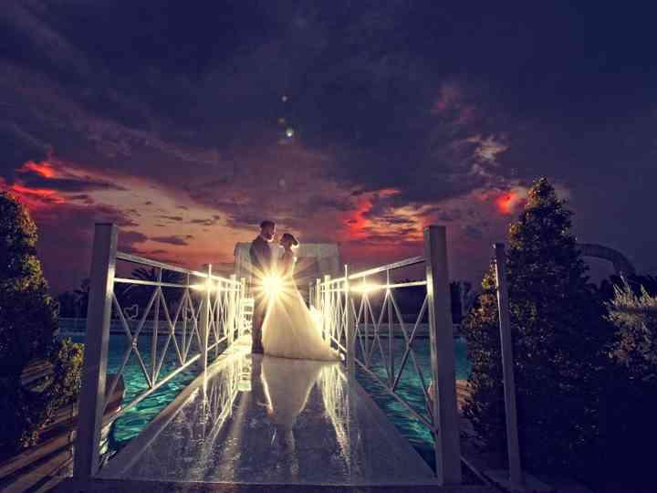 le nozze di Fortuna e Fabio