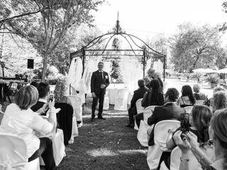 le nozze di Antonella e Silvio 1