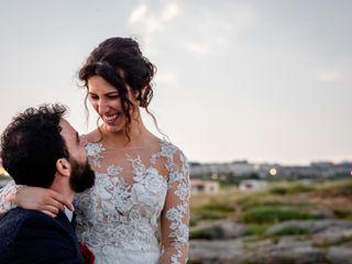 Le nozze di Rossana e Salvatore