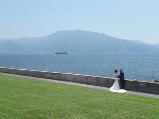 Le nozze di Anna  e Giuliano