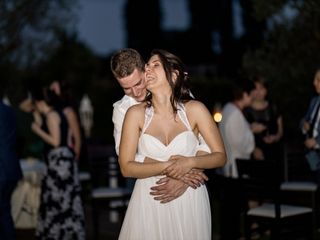Le nozze di Giulia e Giulio 1