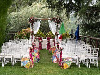 Le nozze di Aroti e Mario 1