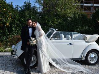 Le nozze di Luigi e Giuseppina