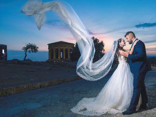 Le nozze di Alessandro e Denise