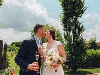 Le nozze di Allison e Federico