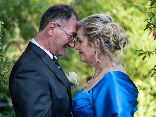 le nozze di Antonella e Silvio